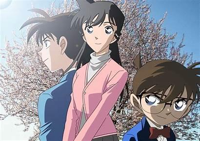 Conan Detective Anime Background Wallpapers Forwallpapercom Desktop