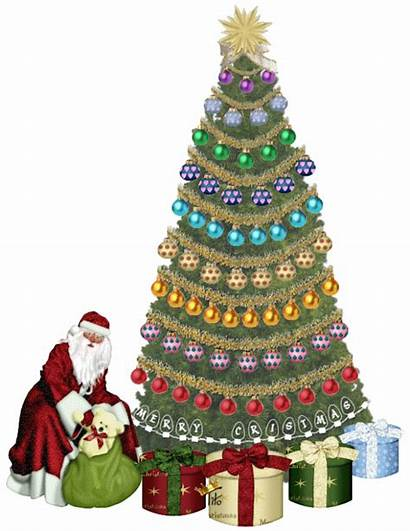 Christmas Things Tree December Glitter Graphics Dancing