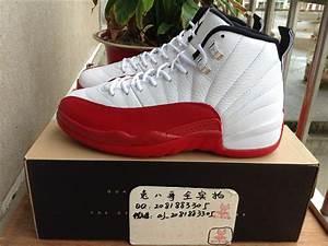 Authentic Jordan 12 Cherry Size 6 | The River City News