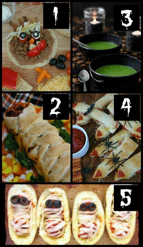 50 More Halloween Food Ideas  The Dating Divas