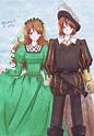 Twelfth night: Sebastian and Viola by Vestal-Spirit on ...