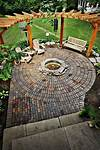 50 Best Outdoor Fire Pit Design Ideas for 2019 outdoor patio with fire pit designs