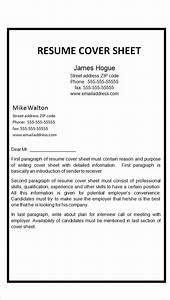 word fax cover letter download With cover sheets for resumes templates free
