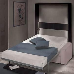 rangeocean produits lits escamotables With lit rabattable avec canapé