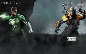 Injustice Gods Among Us Deathstroke Artwork Wallpapers ...