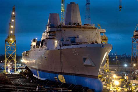 Tour The Huge USS Somerset On Penn's Landing Through ...