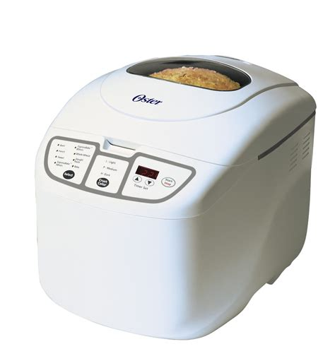 bread machine top oster bread machine