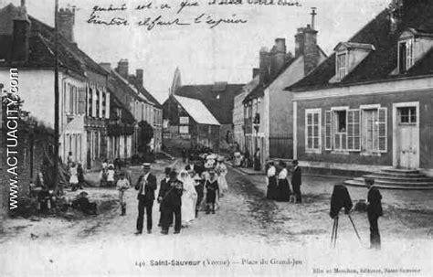 bureau poste st sauveur cartes postales anciennes de sauveur en puisaye