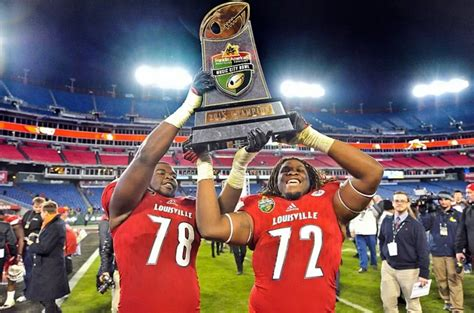 louisville accepts invite   city bowl