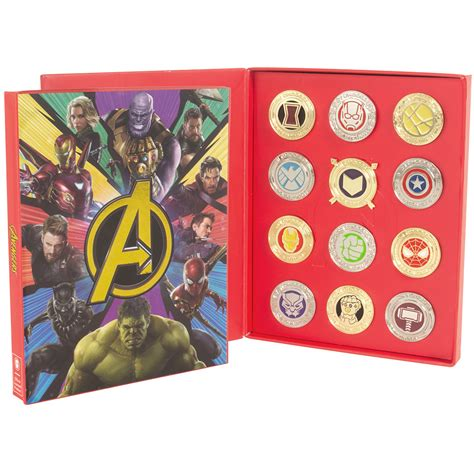 Buy Official Marvel: Avengers Pin Set | GAME