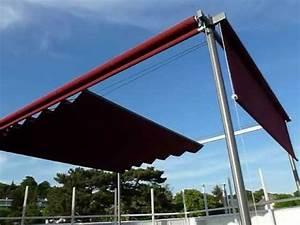 Markise Selber Bauen : ground terrassenbeschattung raffbeschattung bei tkm klaus madzar wien teil 3 youtube ~ Orissabook.com Haus und Dekorationen