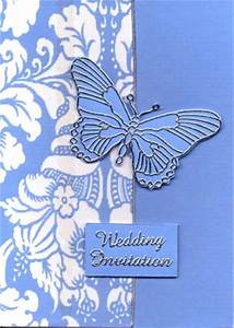 baby blue butterfly wedding invitation With baby blue wedding invitations uk