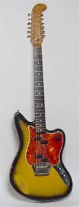 1966 Fender Electric 12 String Sunburst
