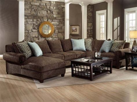 25+ Best Ideas About Dark Brown Couch On Pinterest