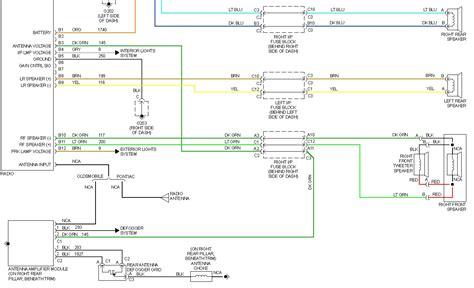 Wiring Diagram 2002 Alero Car by 2002 Oldsmobile Alero Radio Problem Car Repair Forums