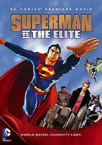 Amazon.com: Superman vs. The Elite: George Newbern, Pauley