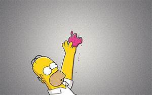 Homer Apple Wallpapers