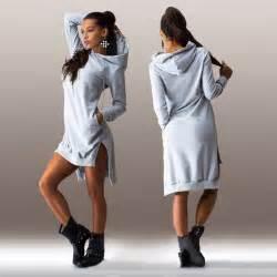 designer shorts 2015 hoodie dress autumn fashion desigual side split dress high quality