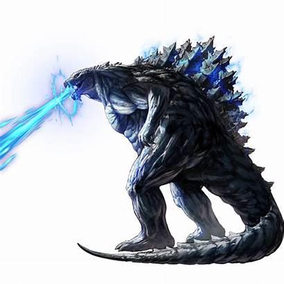 Godzilla Earth Filius Burning Gmk Cool Kaiju
