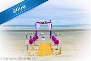 myrtle beach wedding officiants ministers planners With myrtle beach honeymoon packages