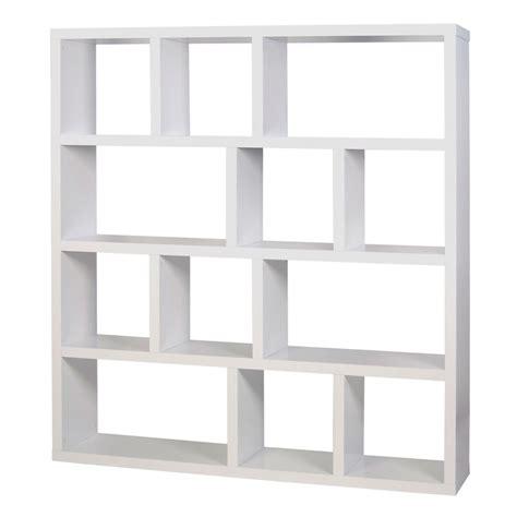 temahome etag 232 re biblioth 232 que berlin 4 niveaux 150 cm blanc etag 232 re biblioth 232 que temahome sur
