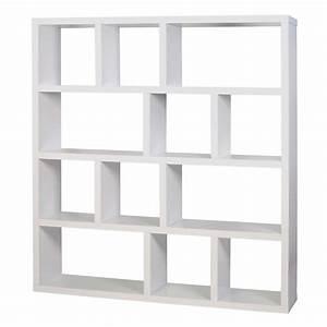 Etagère Design Pas Cher : temahome etag re biblioth que berlin 4 niveaux 150 cm ~ Dailycaller-alerts.com Idées de Décoration