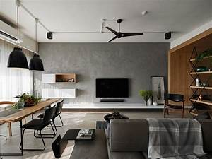 Wand In Betonoptik : die besten 25 betonoptik wand ideen auf pinterest stein sp le tisch betonoptik und ~ Sanjose-hotels-ca.com Haus und Dekorationen