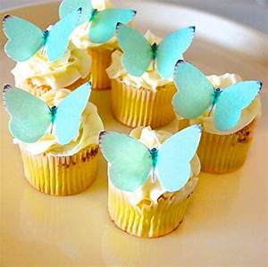 Edible Toppers For Cupcakeslike butterflies are completely edible