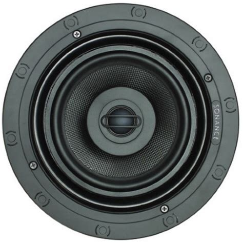 sonance in ceiling speakers sonance visual performance vp66r in ceiling speakers