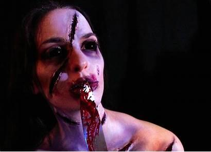 Scary Horror Demon Ghost Blood Evil Dark