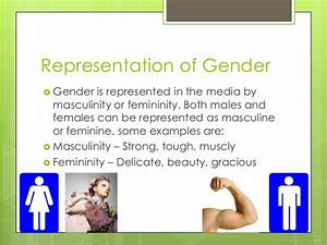 Media presentation on representation stereotypes and ...