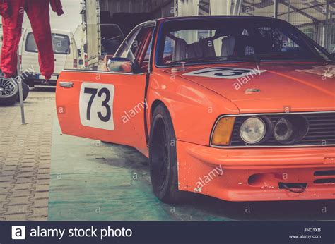 vintage orange porsche orange racing car stock photos orange racing car stock