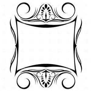 Free Vector Decorative Frames Clip Art
