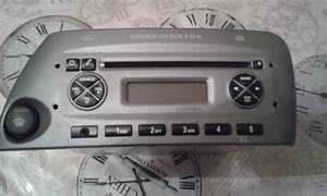 Original Ford Ka Aux In Cd Player 6000 Cd Stereo Radio