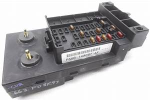 New Old Stock Ford F150 F250 Cabin Fuse Box Less Cover