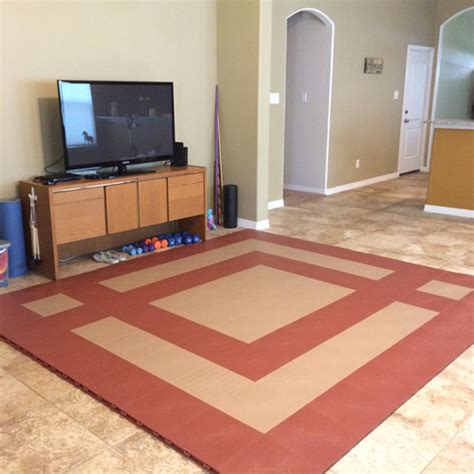 home flooring tiles staylock orange peel aerobic floors