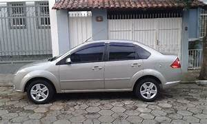 Ford Fiesta Sedan 1 6 Flex 2008 4p Completo  2008