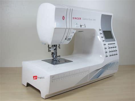 maquina de coser buscar singer quantum 9960