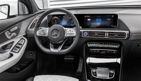 Mercedes Eqc 2018 by มาชมภาพแรก Mercedes Eqc 2018