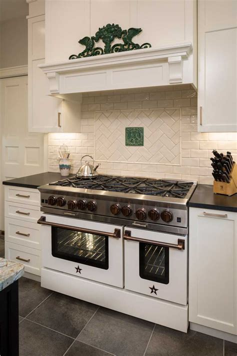 Kitchen Copper Accents in Wilmington, Delaware
