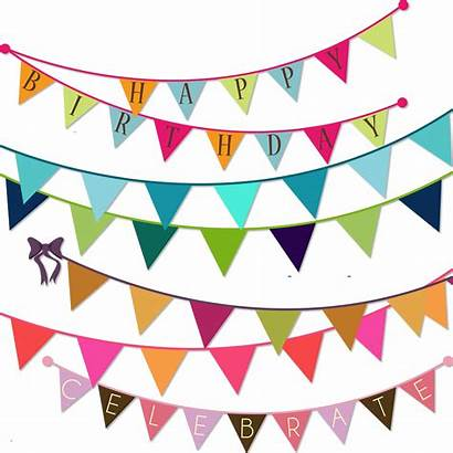 Clipart Party Bunting Carnival Clip Items Supplies