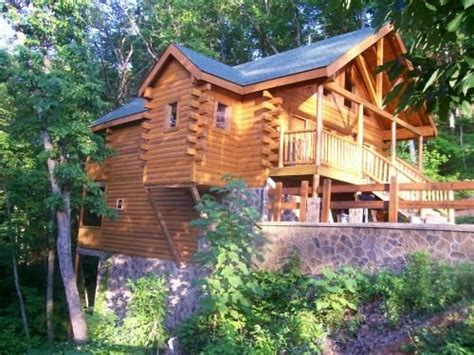 1 Bedroom Cabin Rental In Pigeon Forge, Tennessee, Usa