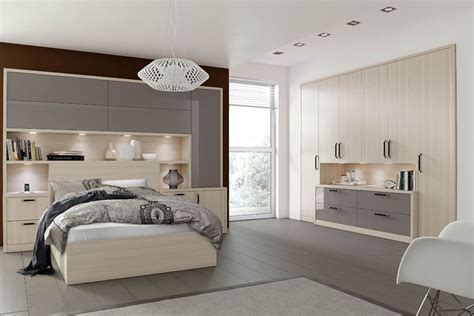 Contemporary Fitted Bedrooms From Exclusive Bedrooms