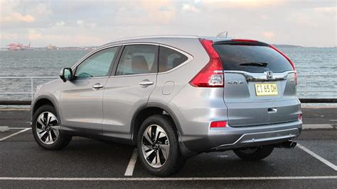 2016 Cr V by Honda Cr V Vti L 2016 Review Carsguide