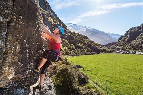 Introduction Rock Climbing Outdoor