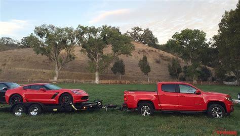 towing capacity   colorado   trucks