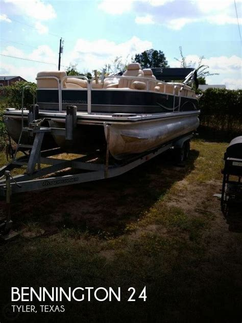 Bennington Boats Longview Tx by Boats For Sale In Used Boats For Sale In