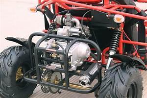 Kandi 110cc Go Cart Scorpion Kids Go Kart
