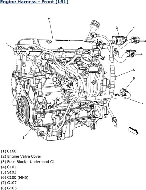 For A 2009 Chevy Hhr Wiring Diagram by Chevy Hhr Engine Wiring Wiring Diagram