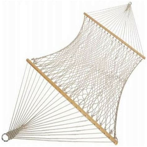 pawleys island hammocks large original cotton rope hammock ebay